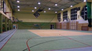 czyszczenie sali sportowej