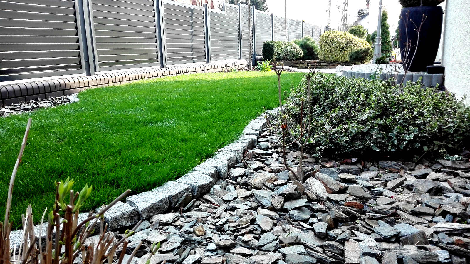 profesjonalne usługi ogrodnicze