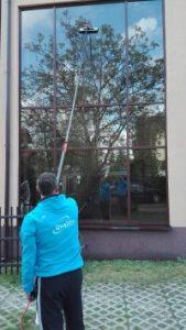 Swiadszymy usługi mycia okien na tereniw miasta Łodzi