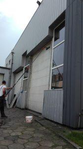 Usługi mycia i czyszczenia fasad budunku we Wrocławiu