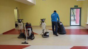 Sprzątanie biur i powierzchni biurowych Łódź