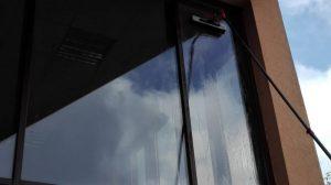 mycie budynków szklanych i powierzchni szklanych Kraków