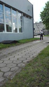 Usługi czyszczenia elewacji zewnętrznej w Krakowie